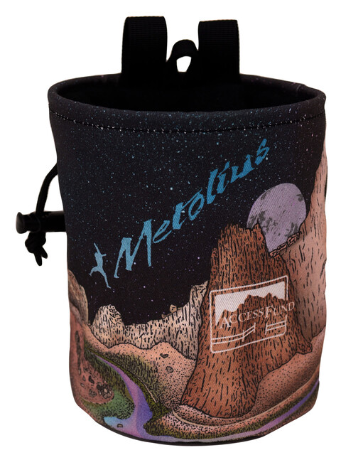Metolius Access Fund Comp Chalk Bag Smith
